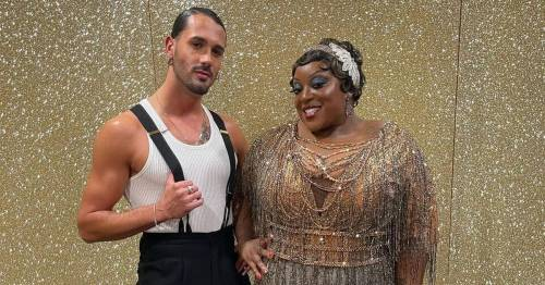 Strictly's Judi Love risks low score as she swerves Halloween-themed song after isolation