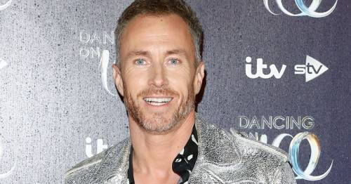 Ex Strictly pro James Jordan hints at replacing John Barrowman on Dancing on Ice