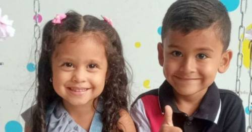 Siblings, 3 and 5, die after eating poisonous fruit found in gran's garden - World News