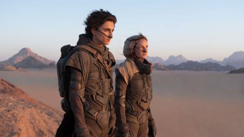 """The Enduring Appeal of """"Dune"""" as an Adolescent Power Fantasy"""