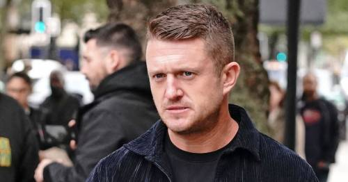 Tommy Robinson handed five-year stalking ban after shouting abuse at journalist's home