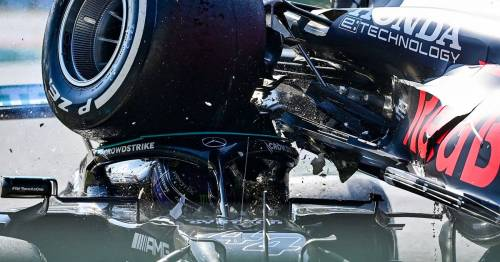 Max Verstappen 'would have punched' Lewis Hamilton if Monza crash happened earlier