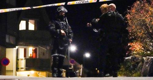 Norway attack: Hero police officer helped save lives despite arrow being lodged in back – World News