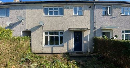 Two-bed home could be yours for just £29,000 – and there's a surprise in the garden