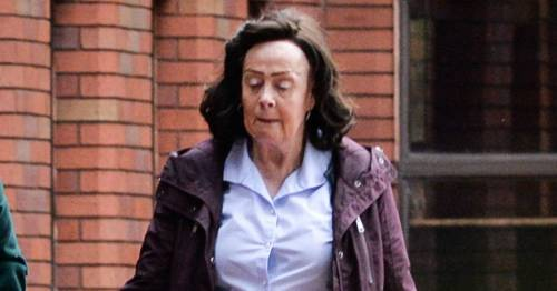Drink-driving pensioner swigged wine behind wheel – even after police pulled her over