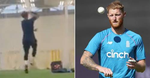 Ben Stokes back bowling as he continues recovery ahead of potential Ashes call-up