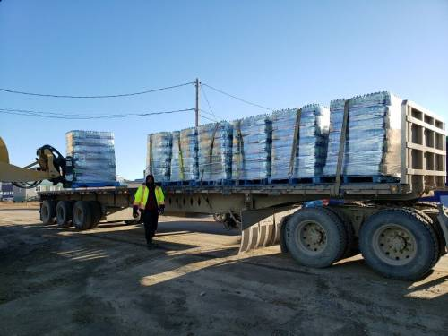 Canadian Forces to be deployed to help tackle Iqaluit's water crisis
