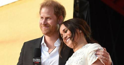 Meghan Markle and Harry 'not interested in making things work' with royals, says expert