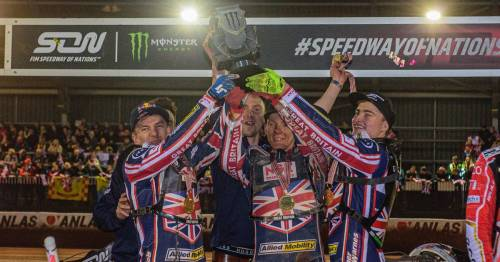 How Great Britain ended 32 years of hurt to become speedway world champions