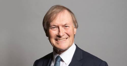 'If David Amess had known the dangers he'd still have worked tirelessly for others' - Keir Mudie