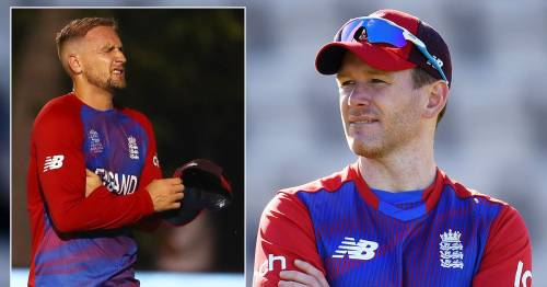 Eoin Morgan gives Liam Livingstone injury update after scare in T20 World Cup warm-up