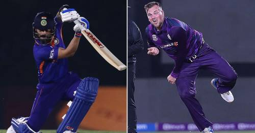Scotland star lays down gauntlet to Virat Kohli after historic T20 World Cup win
