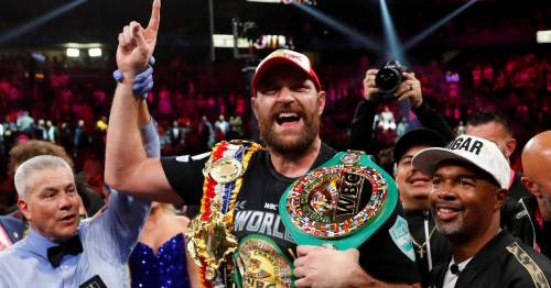 Tyson Fury handed short medical suspension after gruelling Deontay Wilder fight