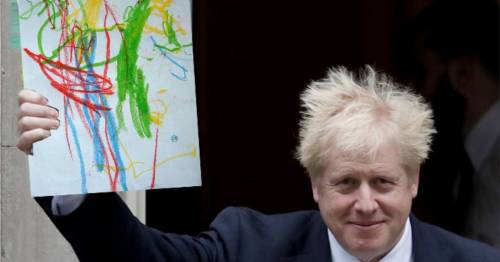 'Holiday painter Boris Johnson's lofty contempt for voters as UK's problems mount' – Voice of the Mirror