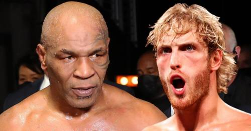 Mike Tyson to 'fight Logan Paul' in latest boxing-celebrity exhibition bout