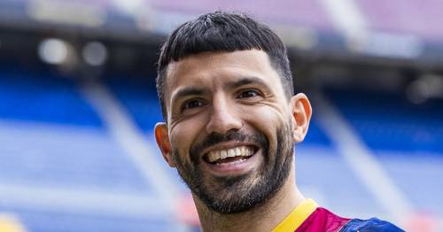 """Sergio Aguero gives """"honest"""" verdict on situation after signing for Barcelona"""