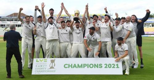 County Championship to return to two divisions for 2022 season after change in format