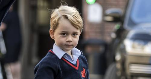 Prince George 'confused and annoyed' at state of planet as William shares future fears