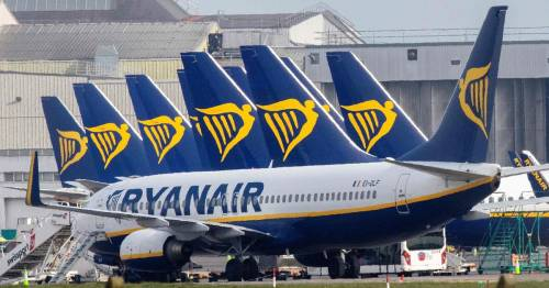Woman banned from boarding Ryanair plane until she pays off missed flight debt