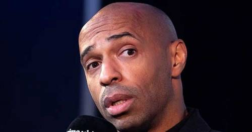 Thierry Henry takes swipe at Tottenham in frank assessment of Mikel Arteta's Arsenal