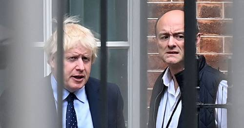 Dominic Cummings brands Boris Johnson a 'joke PM' after damning Covid report