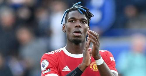 Man Utd stars urged to 'have a word' with Paul Pogba over latest conduct