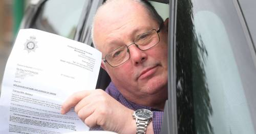 Driver slams Tesco after he's wrongfully accused of stealing £35 worth of petrol