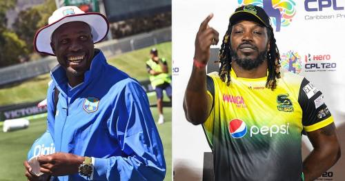 """Chris Gayle slams West Indies great Curtly Ambrose by saying he has """"no respect"""" for him"""