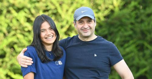 Emma Raducanu devotes first win since US Open final to her dad