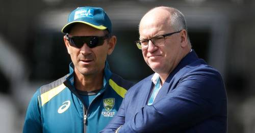 Cricket Australia in chaos ahead of Ashes as chairman resigns after states mount revolt