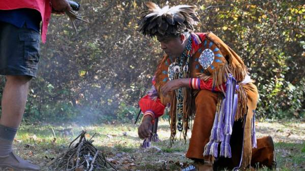 Tribe given land where ancestors survived near-annihilation