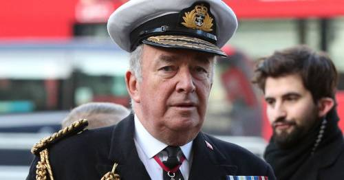 Royal Navy set to have fewer than 13 frigates, warns former First Sea Lord