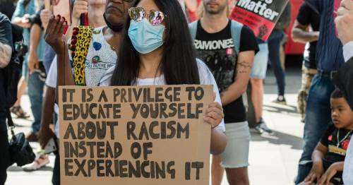 Why white privilege cannot be ignored – from school exclusions to 'CV whitening' and crime