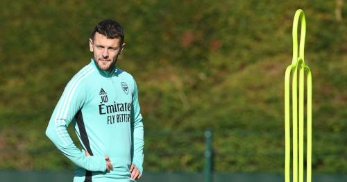 Emile Smith Rowe on what Jack Wilshere is like in training as Arsenal return ruled out