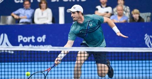 Andy Murray prepared to play Paris Masters qualifiers after loss at European Open