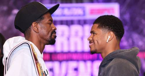 Boxing tonight: TV channel, live stream, start time and fight card