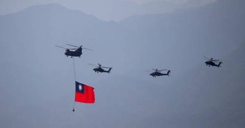 Taiwan and China tensions explained amid warnings of a 'full scale invasion' by 2025 – World News
