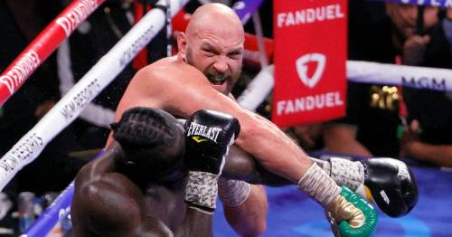 Tyson Fury doubts Deontay Wilder will fight again after brutal KO in trilogy bout