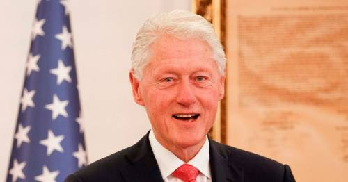 Former US president Bill Clinton in hospital with suspected case of sepsis