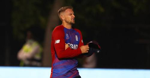 England hopeful Liam Livingstone has not broken finger in T20 World Cup injury scare