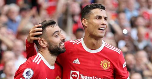 """Bruno Fernandes explains why Cristiano Ronaldo """"doesn't fail"""" with profound statement"""
