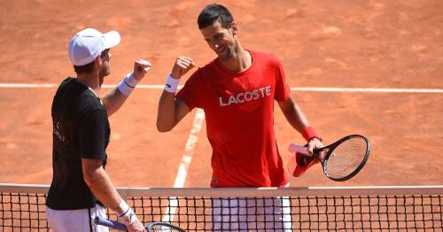 Andy Murray urges Novak Djokovic and rivals to get vaccinated before Australian Open