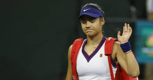 """Top tennis coaches warned mentoring Emma Raducanu is a """"poisoned chalice"""""""