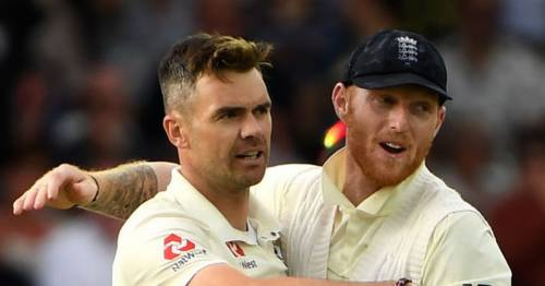 James Anderson offers update on Ben Stokes after England star undergoes second surgery