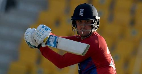 England claim emphatic T20 World Cup win over Bangladesh as Jason Roy stars in 50th game