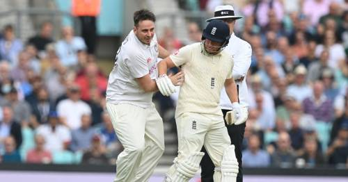 """'Jarvo 69' denies aggravated trespass after """"colliding"""" with England's Jonny Bairstow"""