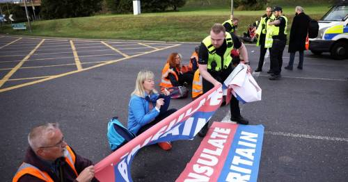 Insulate Britain suspends campaign of disrupting motorways after 5 weeks of chaos