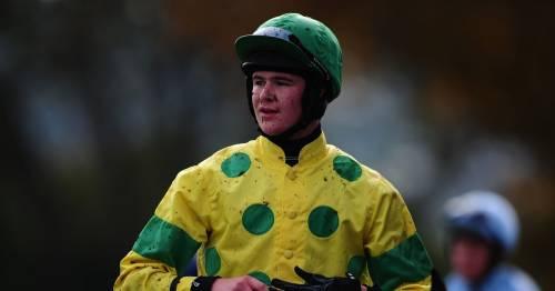 Brendan Powell rides Fiddlerontheroof as he heads towards £1 million milestone