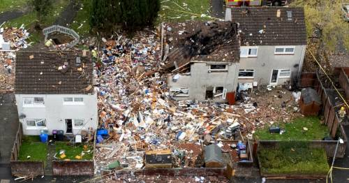 Neighbours noticed 'strong smell of gas' before explosion destroyed family home