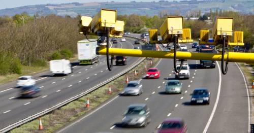 Drivers could be hit with £100 fine and three licence points in motorway camera upgrade